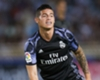 Zidane: James staying put