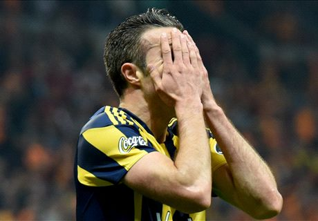 RVP to face Man Utd in Europa League