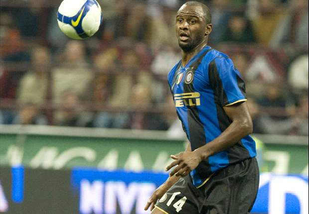 Inter Milan Veteran Patrick Vieira Linked With Olympique Lyonnais Switch