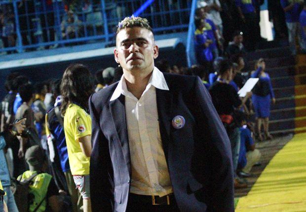 Gonzales tetap dipercaya di lini depan timnas besutan Alfred Riedl