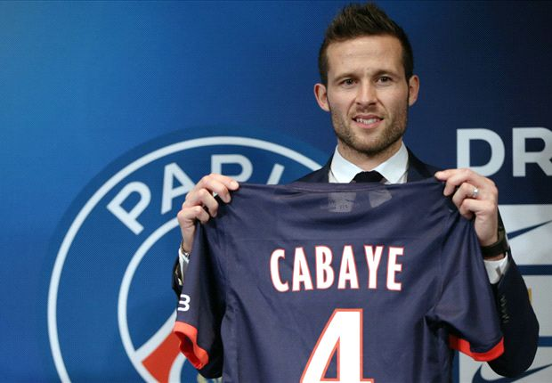 Cabaye joins Paris Saint-Germain from Newcastle