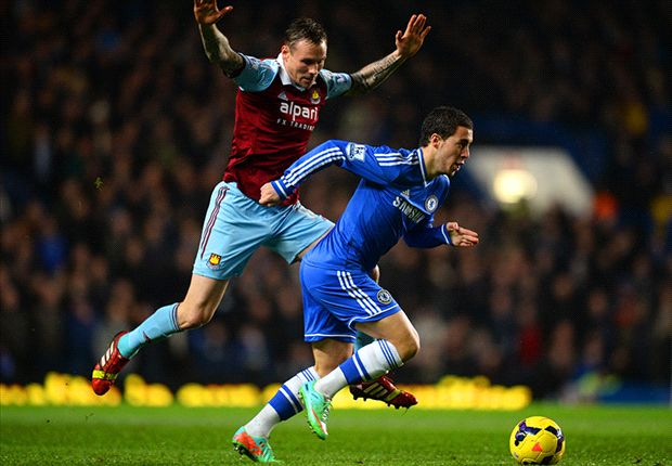 West Ham United Paksa Chelsea Petik Satu Angka