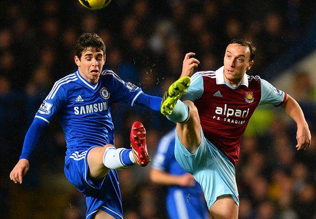 Chelsea 0-0 West Ham: Adrián frusta la oportunidad blue