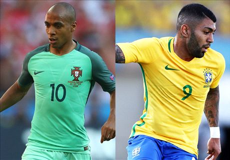 Inter set to sign Gabigol and Joao Mario