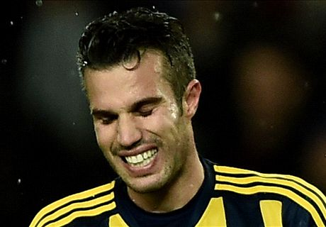 Man Utd to face RVP in Europa League