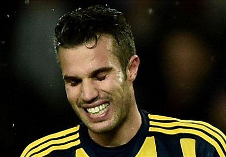 Man Utd to face RVP in Europa League
