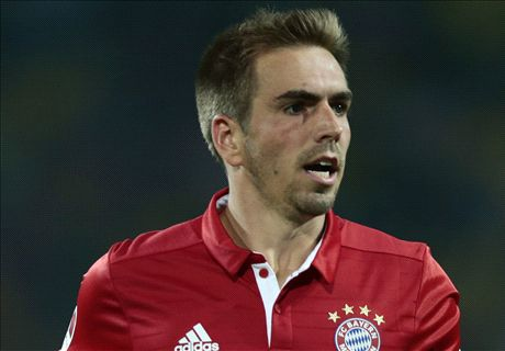 Lahm: It looks like we'll keep the title!