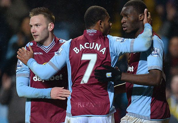 Holt: Weimann and Benteke coming good