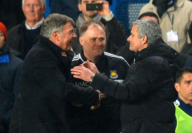 'Football from the 19th century' - Mourinho hits out at West Ham tactics
