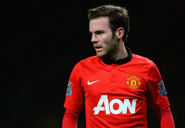 Juan Mata tunggu pemain.