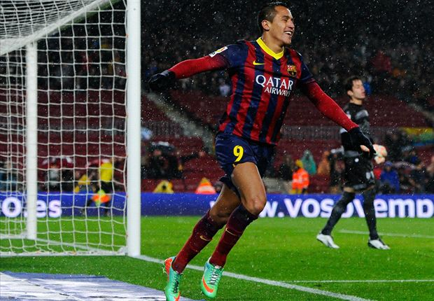 'I'd rather play Sergi Roberto as a centre-forward than Alexis' - Martino