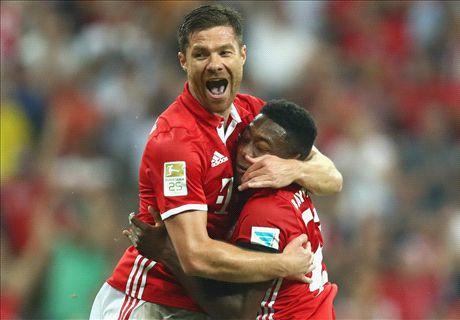 LIVE: Bayern Munich v Werder Bremen