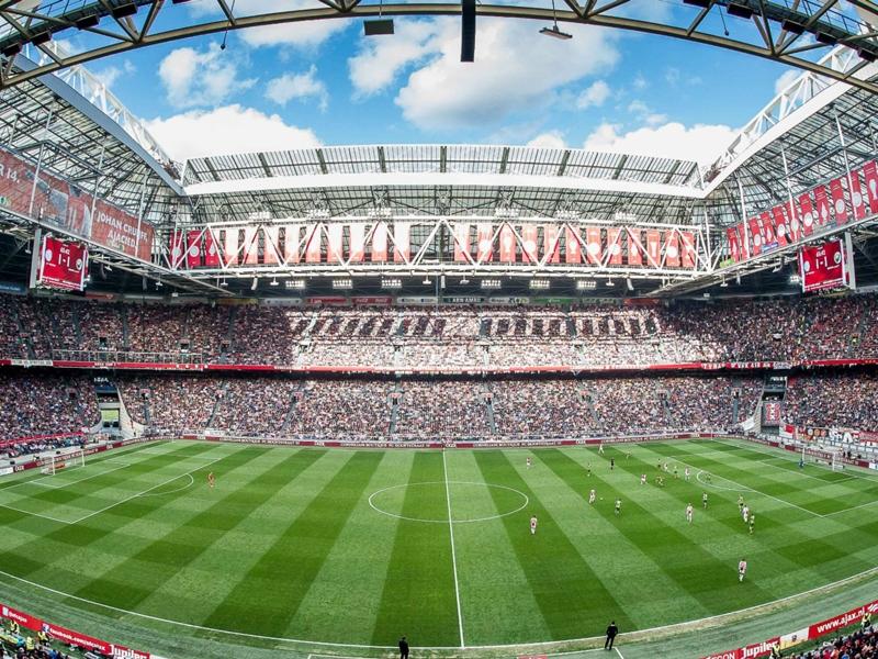 L'Amsterdam ArenA si rifà il look: nuovo volto per lo stadio dell'Ajax