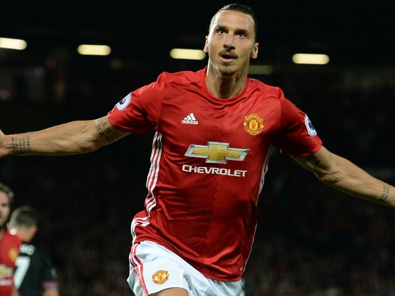 MU-Zorya 1-0, Ibrahimovic libère un petit Manchester United
