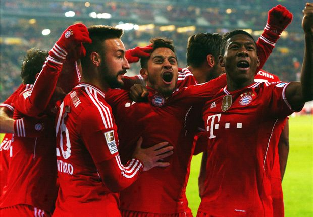 'Bayern Munich are clearly better than Arsenal' - Breitner