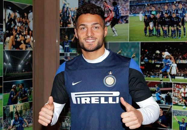 D'Ambrosio delighted with Inter move