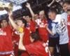 Bayer Leverkusen gewann 1993 im DFB-Pokalfinale mit 1:0 gegen die Hertha Amateure
