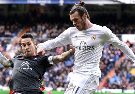LIVE: Real Madrid vs. Celta Vigo