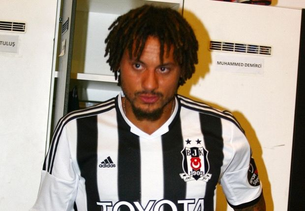Jermaine Jones completes move from Schalke to Besiktas