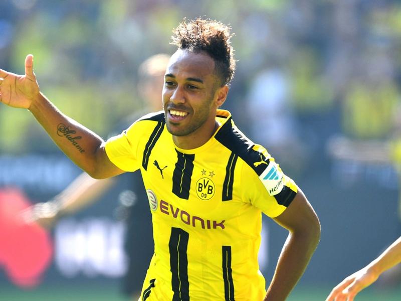 """Dortmund, Aubameyang : """"Balotelli peut marquer 20 buts s'il reste concentré"""""""