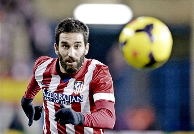 Atletico Madrid winger Arda 'wants to play for Wenger', says agent
