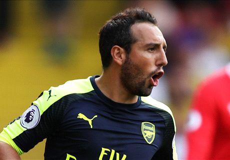 Cazorla sparks Arsenal victory at Watford