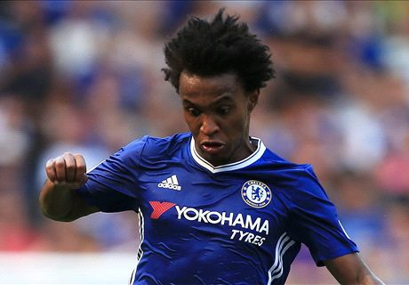 Willian & Hazard strike for Chelsea