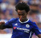 Willian & Hazard strike for Chelsea