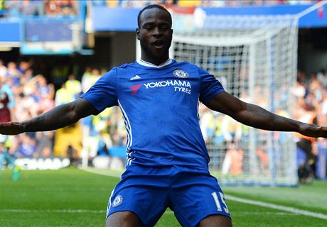Moses seals Chelsea win against Burnley