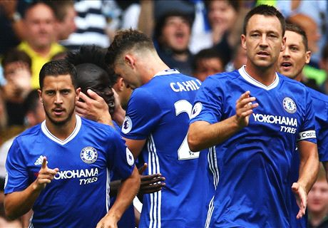 Swaggering Chelsea's fear factor is back