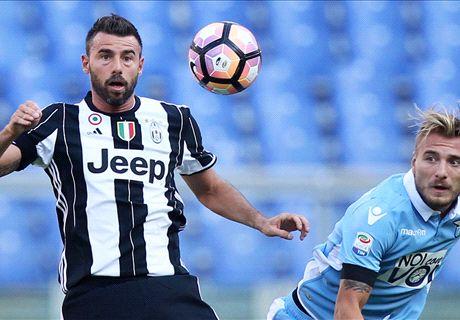 LIVE: Lazio v Juventus