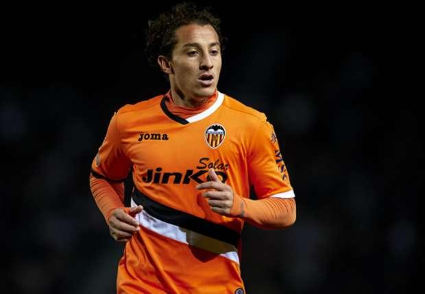 Guardado podría salir del Valencia.