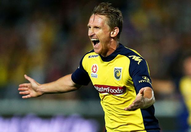 McBreen swaps Central Coast for China
