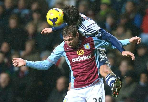 Aston Villa loanee Holt determined to prove Premier League credentials