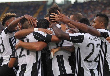 Effectief Juve te sterk voor Lazio