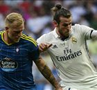 FT: Real Madrid 2-1 Celta Vigo