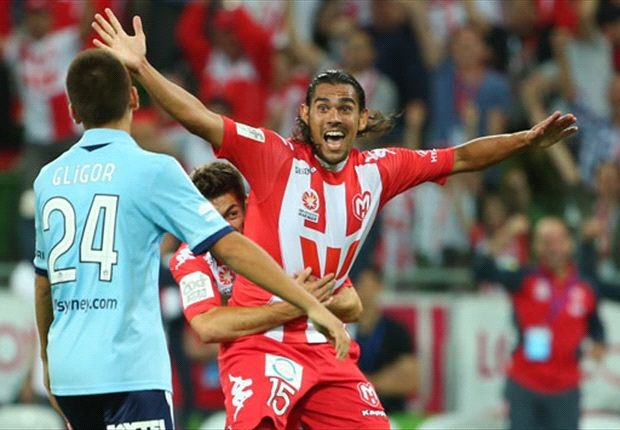 Melbourne Heart 2-1 Sydney FC: Williams wins it at the death