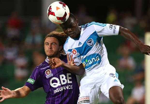 Perth Glory 1-1 Melbourne Victory: Points shared in Perth