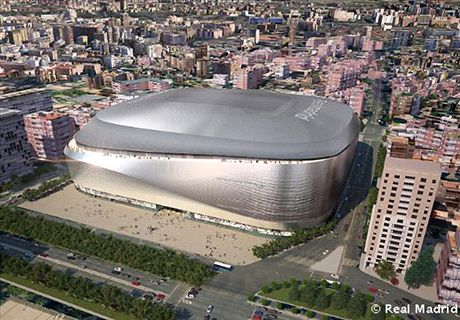 Court suspends Madrid's Bernabeu project