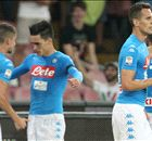 Milik & Callejon guide Napoli to win