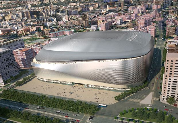 Barcelona or Real Madrid - which team's new stadium is better?