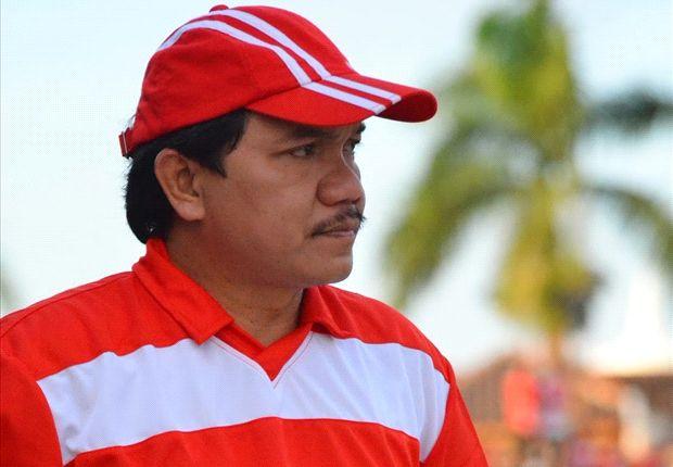 Achsanul Qosasi mengungkapkan, Persepam Madura United kesulitan mencari lawan uji coba