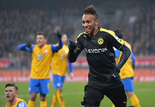 Bundesliga Team of the Week: Aubameyang ends Dortmund slump
