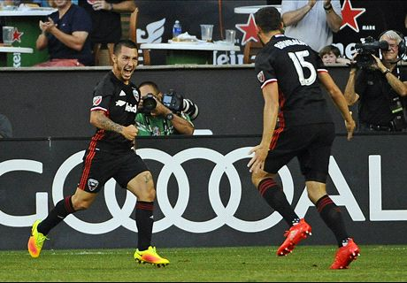 D.C. United rounding into form at right time