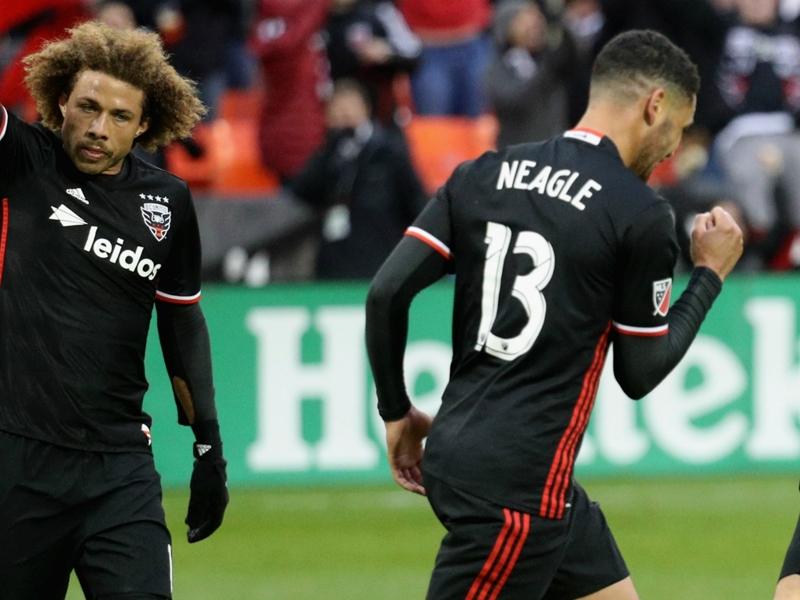 MLS Review: D.C. United in goal-fest, Impact stun Toronto