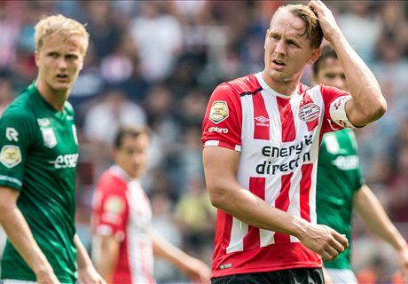 PSV niet langs tien van FC Groningen