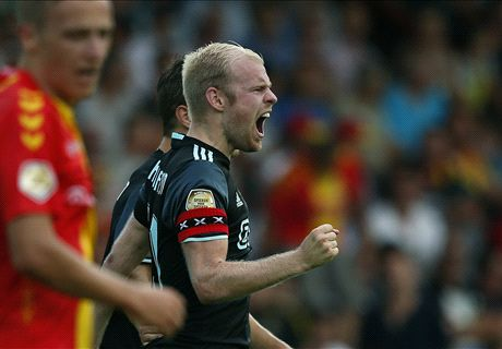 Ajax herstelt zich in Deventer