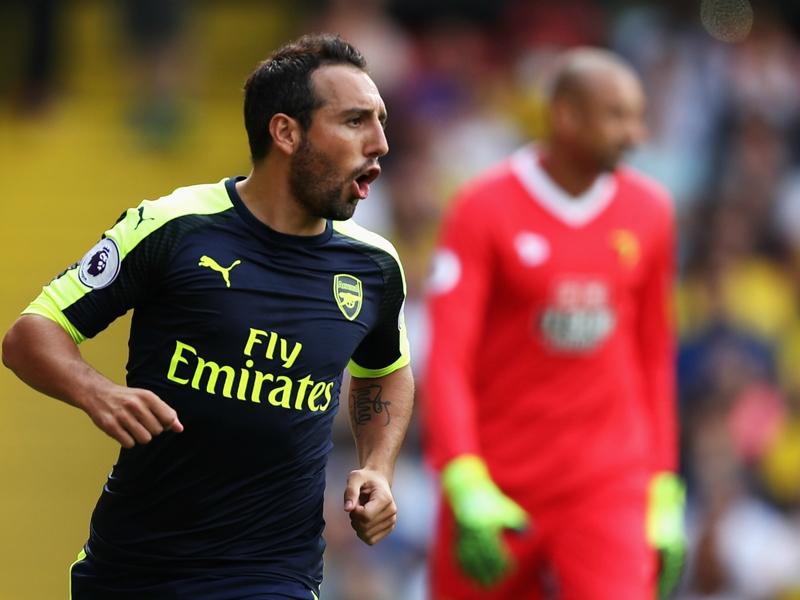"""Arsenal, Cazorla : """"Wenger n'a pas dit qu'il allait partir"""""""