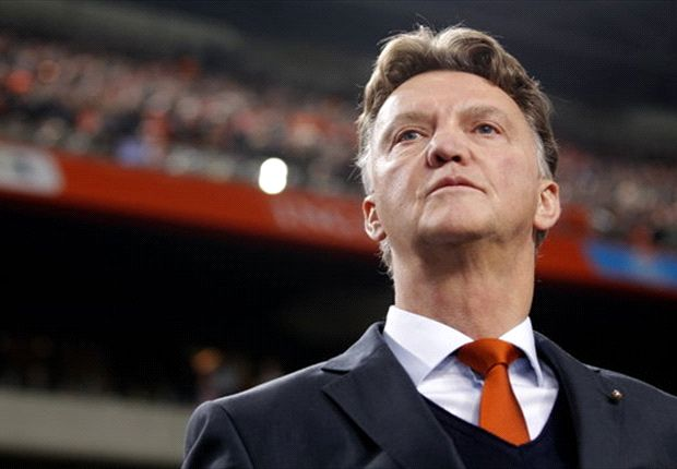Van Gaal: I want to win Premier League title