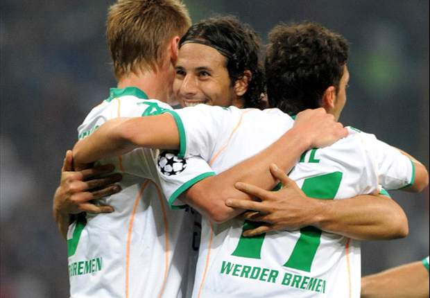 AC Milan Out Of UEFA Cup After Werder Bremen Rally